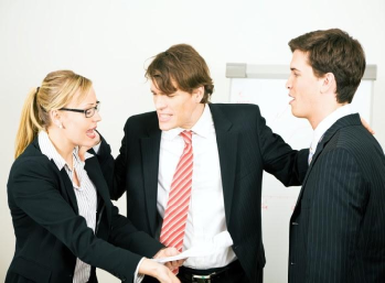 Conflict Resolution in Workplace